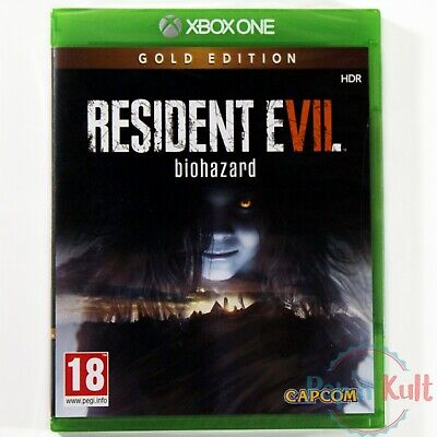 Jeu Resident Evil VII Biohazard Gold Edition [VF] sur Xbox One NEUF sous Blister