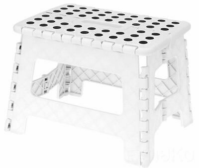Fabulous One Step Kitchen Strong Stool Ladder Anti Slip Rubber Mat Creativecarmelina Interior Chair Design Creativecarmelinacom