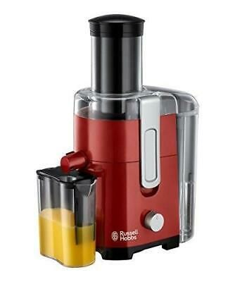 Russell Hobbs 24740-56 Centrifugeuse Desire, Rouge Et N