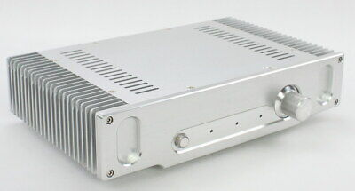 WA55 Amplifier Aluminum Chassis Enclosure Box Case Shell for Audio AMP