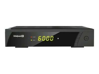 Decoder DIGIQUEST 8212 hd - ricevitore tv satellitare ricd1192 RICD1192
