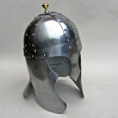 Antique Medieval Viking Armor Helmet Collectibles Ancient Halloween Replica