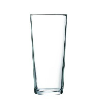 Pack of 48 Arcoroc Emperor Beer Glasses 285ml | Tempered Glass