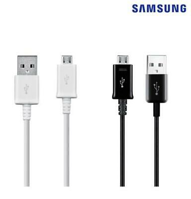 Samsung Galaxy J3, J5, J7 2017 Genuine Micro USB Charger Cable Charging Lead