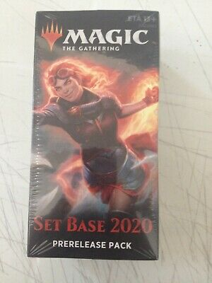 MTG  Prerelease pack Set base 2020 - Core Set 2020 - ITALIANO sigillato