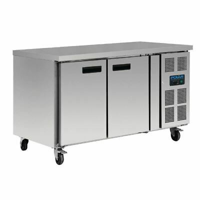 Polar Commercial Counter Freezer 282 Ltr Hinged