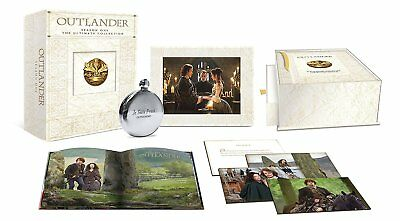 Outlander: Season 1 (5-Disc Ultimate Collector's Edition) [Blu-ray] *BRAND NEW*