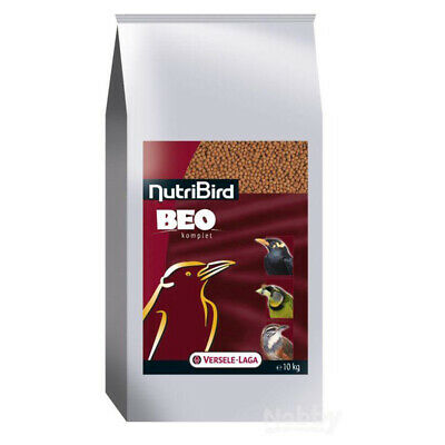 Nobby NutriBird Beo complete 10 kg, NEW