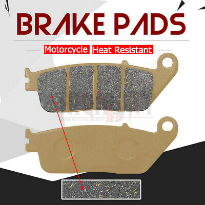 Front Brake Pads for Honda CB 250 Two Fifty (N/T/W/X/Y/1/4) (92-05) CB250 LT196