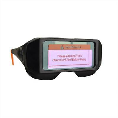 Welding Glasses Equipment Welder Protection Safety Solar Powered Practical