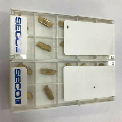 *** SALE *** LCMF 190202-0200-FT CP500 SECO *** 5 INSERTS ** FACTORY PACK **