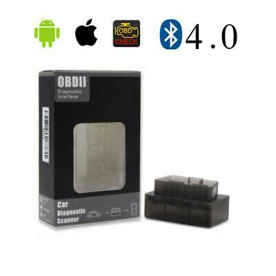 OBD2 Diagnosegerät Bluetooth 4.0 für iOS Android Diagnose Interface Scanner KFZ