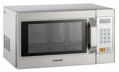 Samsung Light Duty 1100W Programmable Commercial Microwave Oven