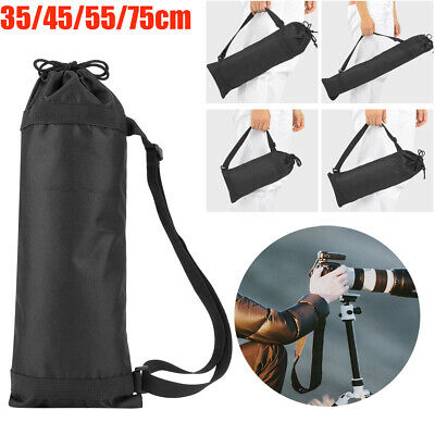 Portable Folding Outdoor Oxford Padded Strap Camera Tripod Photography Carry Bag