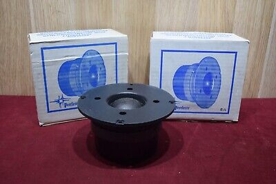 Peerless Speaker High Fidelity Dome Midrange Speakers PAIR  NEW OLD STOCK