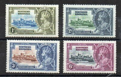 Northern Rhodesia 1935 Silver Jubilee MLH/MH