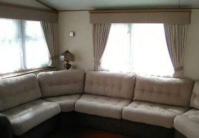 CARAVAN curtains MADE TO MEASURE self lined(blackout)-*SALE* upto-130x122cm