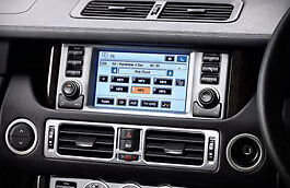 Range Rover L322 Post 2006 Models Audio Connectivity System - VPLME0004