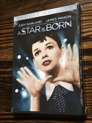 A Star Is Born (Deluxe Edition) (2-DVD Set) (NEW) - George Cukor, Judy Garland..