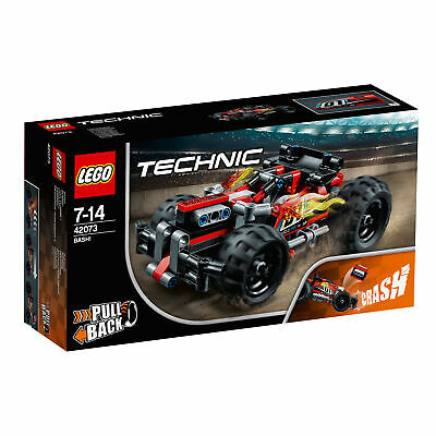 42073 LEGO Technic Bash! Pull Back Car 139 Pieces Age 7+