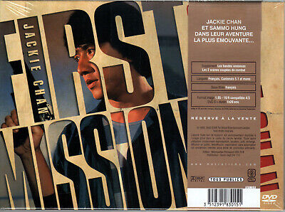 DVD - FIRST MISSION - Jackie Chan,Sammo Hung - NEUF