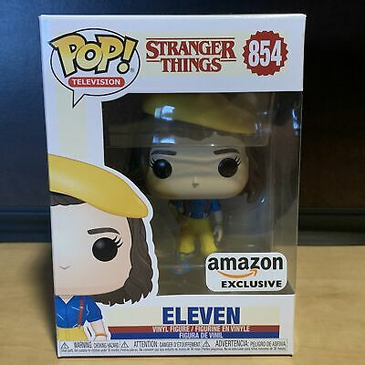Funko Pop Eleven Yellow Outfit Stranger Things Amazon Exclusive {Pre-Order}