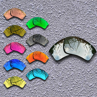 Polarized Replacement Lenses For-Oakley Half Jacket 2.0 XL - Multiple Options