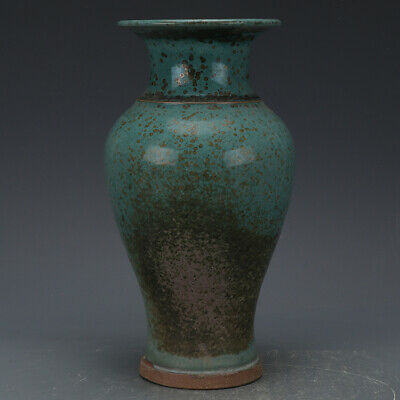A Fine Collection of Chinese 11thC Song Jun ware LuJun Porcelain Vases