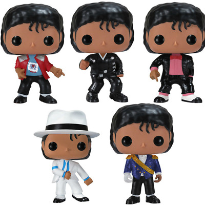FUNKO POP MICHAEL JACKSON BEAT IT BILLIE JEAN BAD Toys FREE CHIPPING