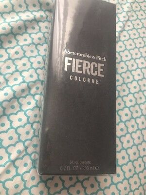 FIERCE by Abercrombie & Fitch - 6.7 oz 200ml Men's Cologne 100% authentic
