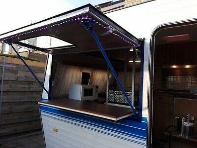 Food truck, Verkoopwagen, Snackwagen, Food trailer