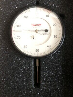 starrett 656-441J Dial Indicator with Box