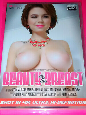 juicy entertainment BEAUTY IN THE BREAST dvd 2disc set vm18