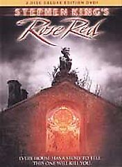 Stephen Kong's Rose Red DVD, 2 Disc Deluxe Edition, 2001. Out Of Print, Rare.