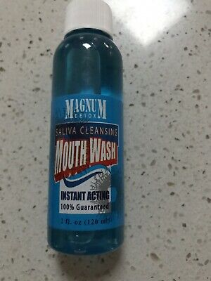 Magnum Instant Mouthwash Saliva Cleansing Instant Action Brand New