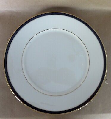 Lenox Bone China ~ Annapolis Blue by Oxford Dinner Plate Plates MINT