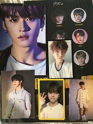 Stray Kids Cle 2 Yellow Wood limited
