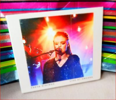 """Freya Ridings New Sealed Fast Freepost """"LIVE Omeara"""" CD Lost Without You Castles"""