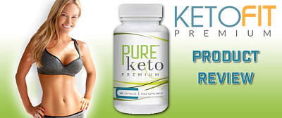 PURE KETO PREMIUM 1x 60 Capsules Weight loss Formula (Free Delivery)