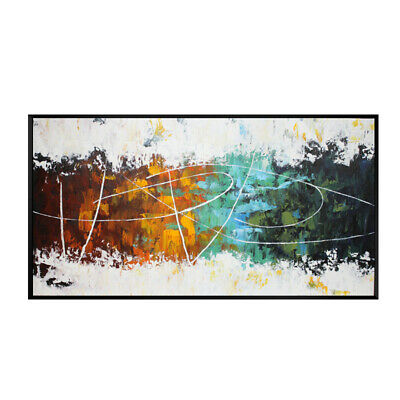 VV632 Modern Hand Painted large abstract Oil Painting on canvas frameless