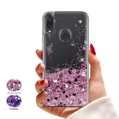 For Xiaomi Redmi Note 7 6 Pro 7 Mi9 Liquid Glitter Quicksand Soft TPU Case Cover