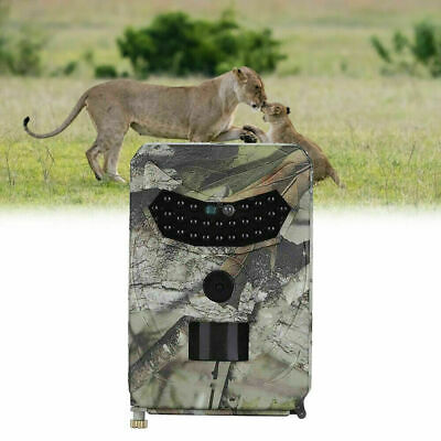 12MP 1080P Trail Hunting Camera PIR IR Wildlife Scouting Cam Night Vision E6C0I