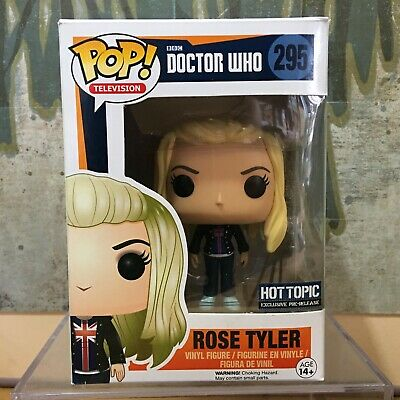 Funko Pop Doctor Who 275 Gamestop Exclusive Evolving Dalec Sec