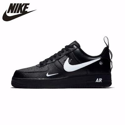 Nike Original Authentic Air Force 1 07 LV8 Utility Pack Men's Shoes Sneakers Ath