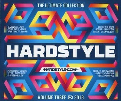 V/A: Hardstyle The Ultimate Collection Vol 3 - 2018 [Cd]