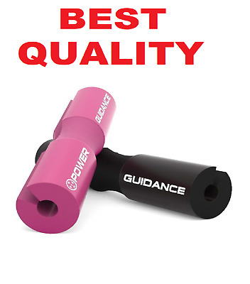 Barbell Protective Shoulder Pad Weight Lifting Squat Hip Thrust Gym Olympic.....