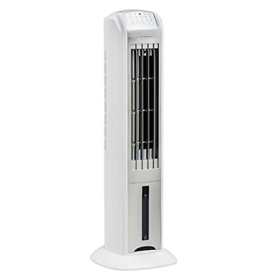 Olimpia Splendid 99351 Peler 4, 4L Water Tank Air Cooler with Remote Control,