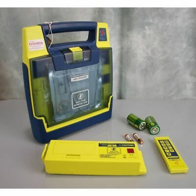 Cardiac Science G3 AED Training Defibrillator with Remote Controller