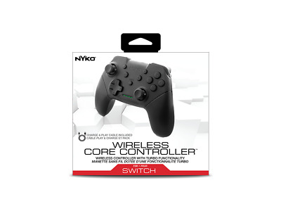 Joystick Joypad Wireless compatibile Nintendo Switch Gamepad Controller Nyko Ner
