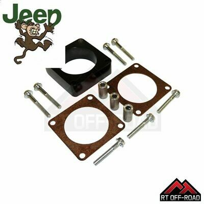 Throttle body spacer Jeep TJ YJ Wrangler XJ Cherokee 2.5L 4.0L RT35008